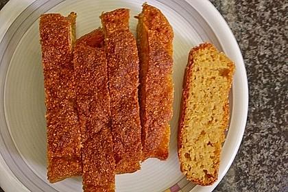 Maisbrot mit Kartoffeln - Cornbread 1