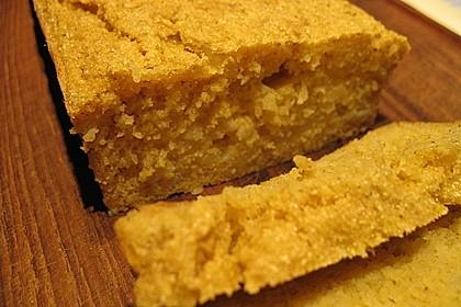 Maisbrot mit Kartoffeln - Cornbread