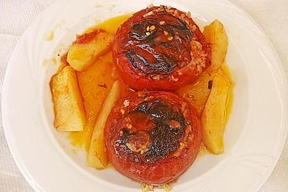 Gefüllte Tomate 2