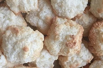 Saftige Kokosmakronen 99