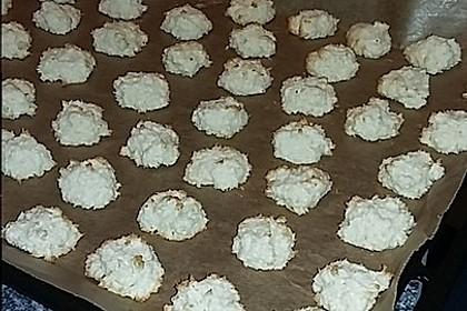 Saftige Kokosmakronen 92