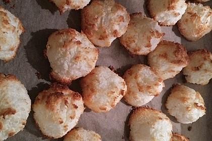 Saftige Kokosmakronen 97