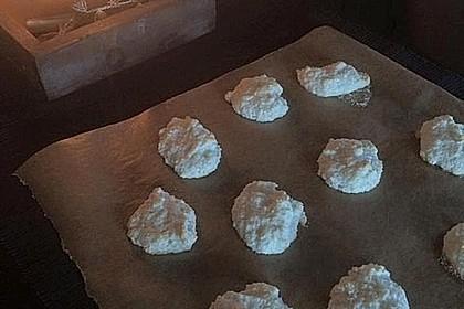 Saftige Kokosmakronen 105