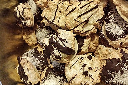 Saftige Kokosmakronen 13