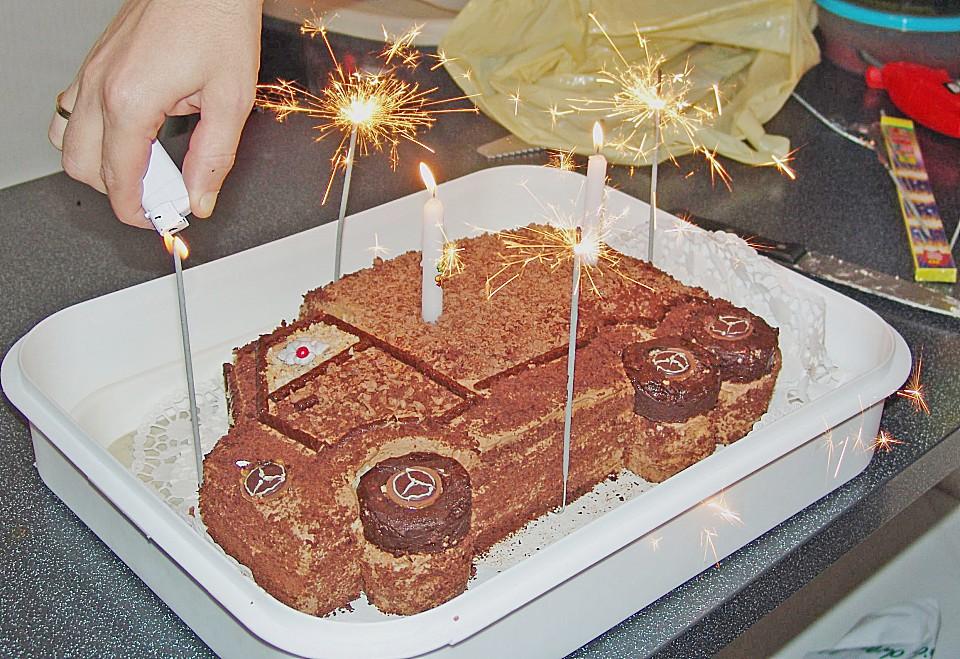 Marks Lkw Mercedes Cappuccino Torte Von Lilly Marlen Chefkoch De