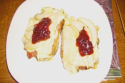 Herbstlicher Toast 1