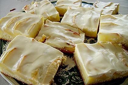 Apfel - Schmand - Kuchen (Bild)