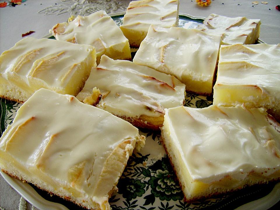 Apfel Schmand Kuchen Von Bombine Chefkoch De