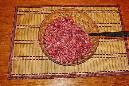 Rote Bete Salat mit Apfel und Walnuss 20