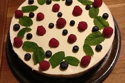 Himbeer - Joghurt - Torte 1