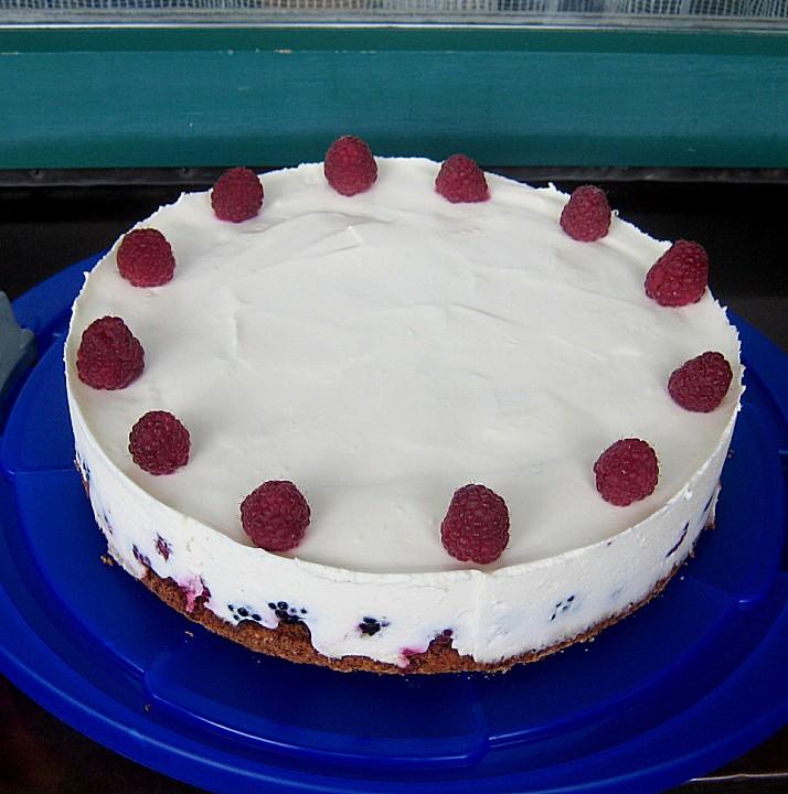 Himbeer Joghurt Torte Von Petitange85 Chefkoch De