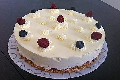 Himbeer - Joghurt - Torte 4