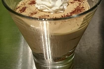 Türkische Kaffeecreme