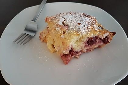 Quark-Grieß-Pfirsich-Auflauf 26