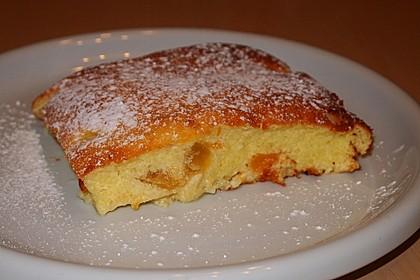 Quark-Grieß-Pfirsich-Auflauf 34