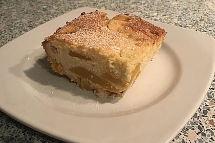 Quark-Grieß-Pfirsich-Auflauf 58