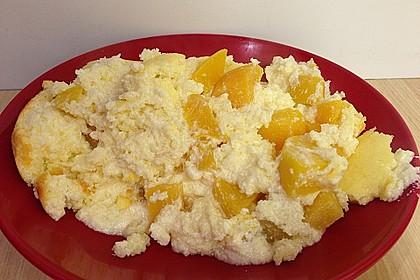 Quark-Grieß-Pfirsich-Auflauf 78