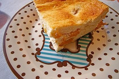 Quark-Grieß-Pfirsich-Auflauf 37