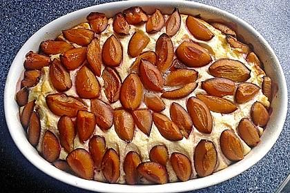 Quark-Grieß-Pfirsich-Auflauf 22