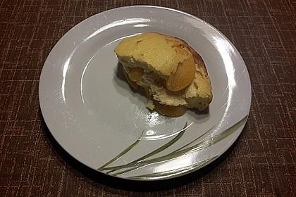 Quark-Grieß-Pfirsich-Auflauf 66