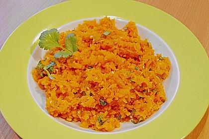 Karottensalat asiatisch