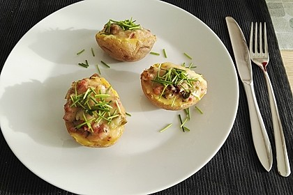 Kartoffeln Lorraine 16