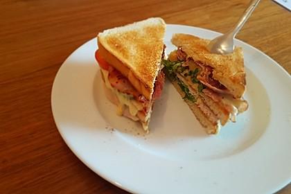 New York Club Sandwich 20
