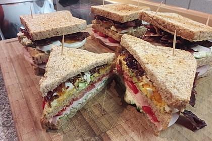 New York Club Sandwich 3