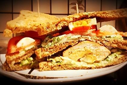 New York Club Sandwich 46