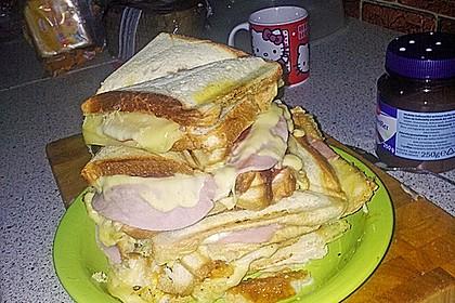 New York Club Sandwich 50