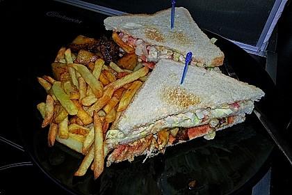 New York Club Sandwich 43