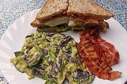 New York Club Sandwich 49