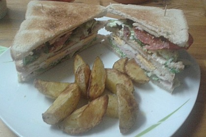 New York Club Sandwich 48
