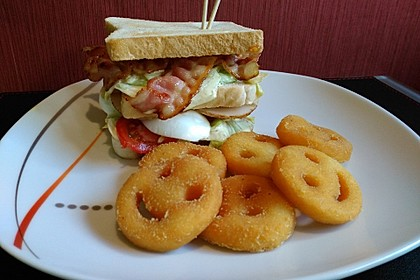 New York Club Sandwich 10