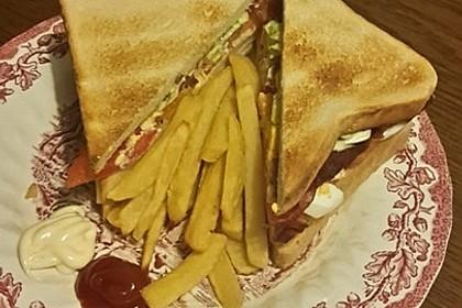 New York Club Sandwich 40