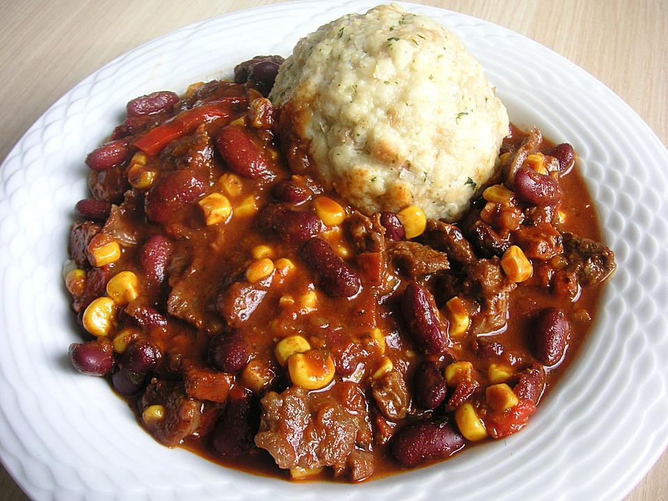 Texas Chili Con Carne Von Sharky64 Chefkochde
