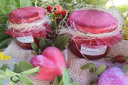 Hagebutten - Marmelade (Bild)
