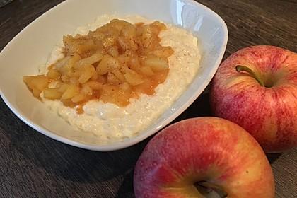 Albertos Milchreis mit Zimtäpfeln 21