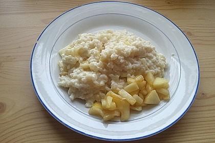 Albertos Milchreis mit Zimtäpfeln 35