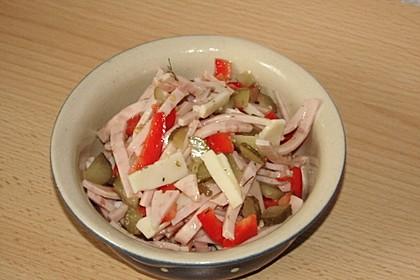 Wurstsalat à la Fischköppin 1