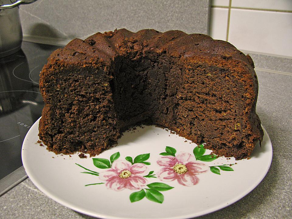 Schokoladen Rum Kuchen Vom Blech Von Yisadra Chefkoch De