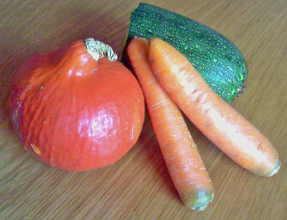 Kürbis Zucchini Suppe Von Gartenqueen Chefkoch