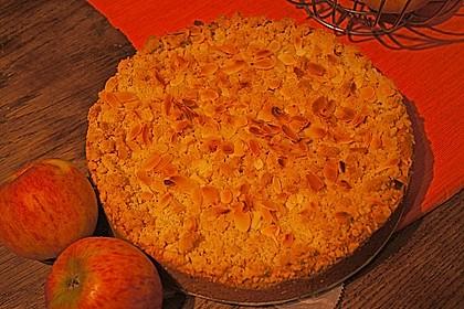 Apfelstreuselkuchen (Bild)