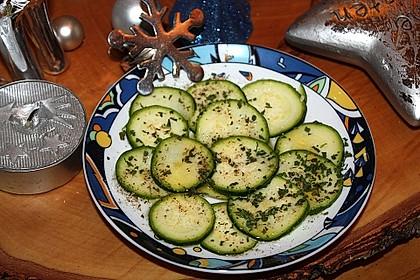 Zucchini Carpaccio 5