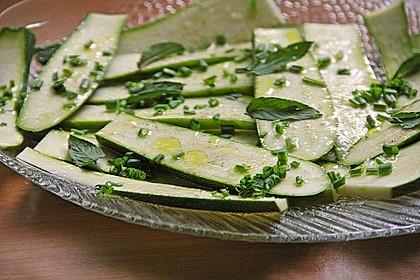 Zucchini Carpaccio 3