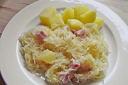 Chrissis Ananas - Sauerkrauttopf