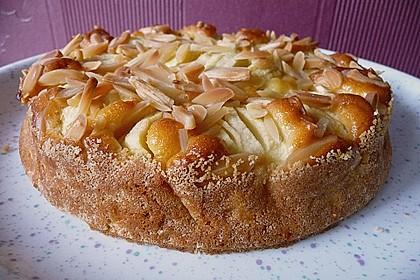 Super leichter Apfelkuchen