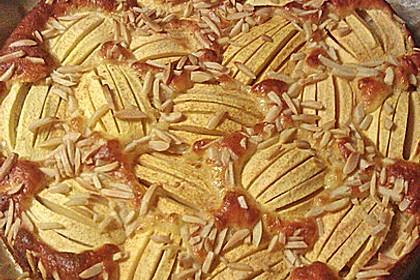 Super leichter Apfelkuchen (Bild)