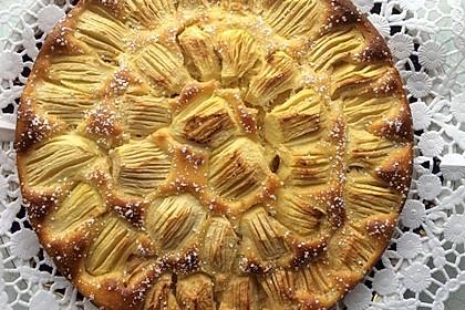 Super leichter Apfelkuchen 6