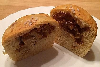 Weißwurstmuffins oder Leberkäsmuffins